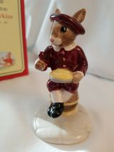 Royal Doulton Bunnykins Little Jack Horner DB221 With original box image 6