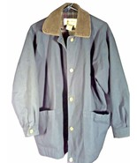 EDDIE BAUER WOMAN'S JACKET SIZE M/M  100% COTTON SHELL AND LINING. NYLON... - $19.95