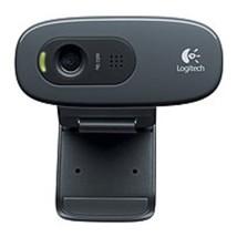 Logitech 960-000694 C270 3 Megapixels HD Webcam - 720p Video - Widescree... - $41.10