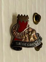 US Military 53rd Transportation Battalion Insignia Pin - Siegesrader - $10.00