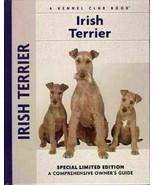 Irish Terrier :   Bardi McLennan : New Hardcover - Kennel Club Books @ - $44.06
