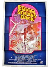 Original STAR WARS MOVIE POSTER THE EMPIRE STRIKES BACK R820180 27x41 19... - $159.99