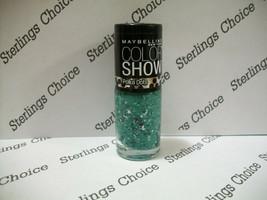 Maybelline Color Show Polka Dots Nail Polish #55 Drops of Jade - $5.90