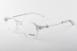 MONCLER MC001-V06 Clear Bayle Eyeglasses MC 001-V06 - $146.51