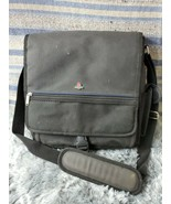 SONY PLAYSTATION PS1 PS2 OFFICIAL MESSENGER BAG SYSTEM CARRYING CASE ori... - $18.32