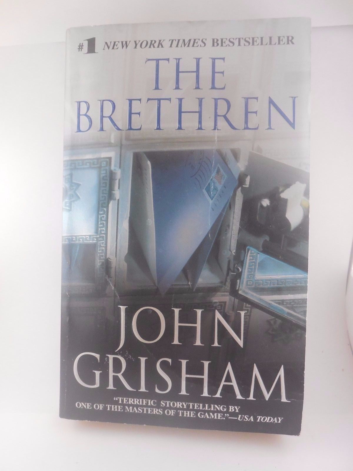 an analysis of suspense in the brethren by john grisham I'm a john grisham fan, but his latest legal thrillers have tended to be formulaic-you could pretty much figure the outcome the king of torts departs from his usual, small-guy-takes-on-the-system-and-flees-the-country story.