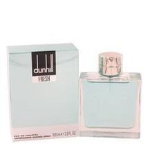 Dunhill Fresh Cologne By Alfred Dunhill 3.4 oz Eau De Toilette Spray For Men - $34.96