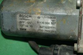 04-10 BMW E83 E53 X3 X5 Transfer Case 4WD 4x4 Shift Actuator Motor 0130008507 image 3