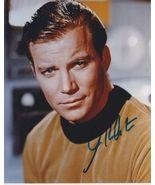 "William Shatner Signed Autographed ""Star Trek"" Glossy 8x10 Photo - COA H... - $79.99"