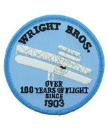 Wright Brothers Over 100 Years of flight Patch - $5.93