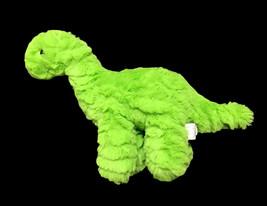 "Manhattan Toy Company Green Dinosaur Brontosaurus 9"" Plush - $14.85"