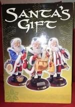Santa's Gift Waterford Santa (Preowned) - $24.74