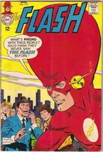 The Flash Comic Book #177, DC Comics 1968 FINE- - $23.21