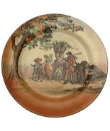 c1930 Royal Doulton The Gipsies D4983 Old English Scenes CP843 - $121.48