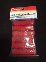 "ANNIE SELF-GRIPPING ROLLERS ITEM# 1309 0.5"" DIAMETER,  2.5"" TALL"