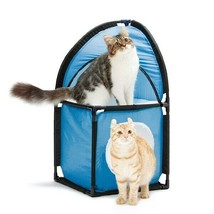 Cat House Cave Bed Cat Play Tent Play Pen - $32.23