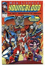 YOUNGBLOOD #1 First issue 1992-Image NM- - $22.70