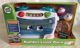 LeapFrog Number Lovin' Oven Mathematics Educational Toy Pretend Play - $39.99