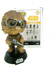 Funko Pop Chewbacca #239 Star Wars Bobble Disney Parks  - $11.16