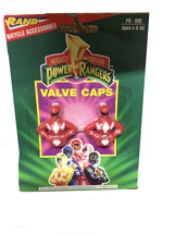 Bicycle valve caps   power ranger   1 thumb200