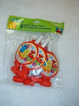 Sesame You're 1 Party Blowouts by Hallmark - $8.72