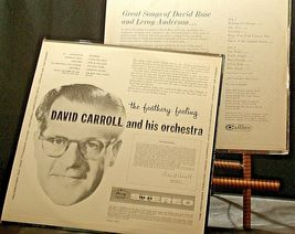 Holiday for Strings and Voices Violins David Carroll and his orchestra AA20-2120 image 4