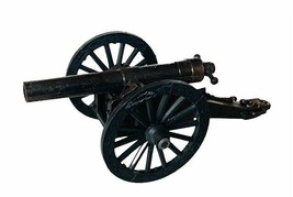 Cannon Pencil Sharpener vtg Canon Civil War Die-cast figurine Howitzer P... - $24.70