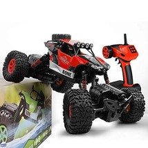 Gizmovine RC Car 4WD 1/16 Rock Crawler Climber Off Road Vehicle 2.4Ghz T... - $77.27