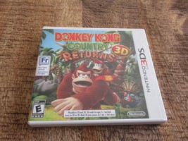 Donkey Kong Country Returns 3D (Nintendo 3DS, 2013) Complete Working Vid... - €10,22 EUR