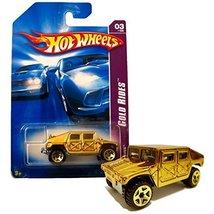 Hot Wheels Year 2006 Teams Gold Rides Series 1:64 Scale Die Cast Car Set... - $21.99