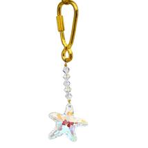 Crystal Starfish Keyring image 1