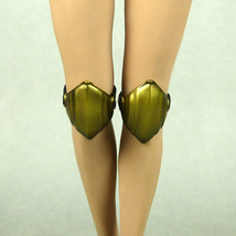 1/6 Scale Phicen, Hot Toys - Snow Soldier Female Golden Knee Guards w/ S... - $9.40