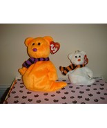 Ty Beanie Baby Shivers And Halloweenie Quivers - $20.99