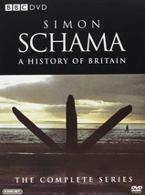 Simon Schama A History of Britain The Complete BBC Series DVD New Region 2 - $25.95