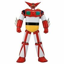 Kaiyodo Sofubi Toy Box Hi-Line 004 Getter Robo Getter 1 Pre-Painted From Japan - $43.54