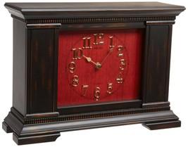 Seiko QXW419KLH Merlot Classic Twelve Hi-Fi Melodies Clock SHIPSFREE - $109.69