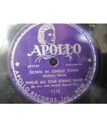 """10"""" 78 rpm RECORD APOLLO AP-3184 PHILLIE ALL STAR STRING BAND BABY FACE ... - £7.62 GBP"""
