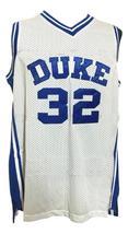 Christian laettner  32 college basketball jersey white   1 thumb200