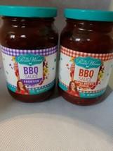 The Pioneer Women BBQ Sauce Frontier. & Apple Butter Sugar 2 jars KK5 - $14.80