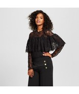 Women's Layered Lace Top - $21.99