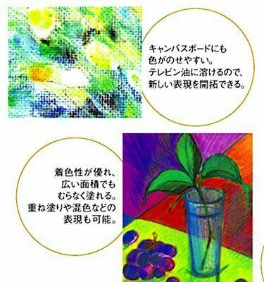 Mitsubishi Pencil pencil Uni colored pencil Perissia 36 colors UCPPLC36C