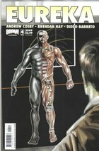 Eureka TV Series Comic Book #4 Cover B 2009 NEAR MINT NEW UNREAD - $4.99