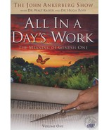 All in a Day's Work: The Meaning of Genesis One, Volume One DVD  - $9.95