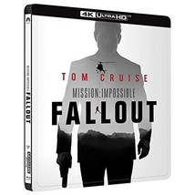 Mission: Impossible - Fallout Limited Edition 4K SteelBook [4K UHD + Blu-ray]