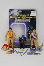LJN 1983 Advanced Dungeons & Dragons Male Titan Northlord Zarak Action F... - $94.99