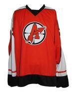 Custom Name # Orangetown Assassins Hockey Jersey New Orange Glatt #69 An... - $54.99+