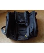 Samsonite Gray Yellow Travel Case Duffel Luggage - $33.40