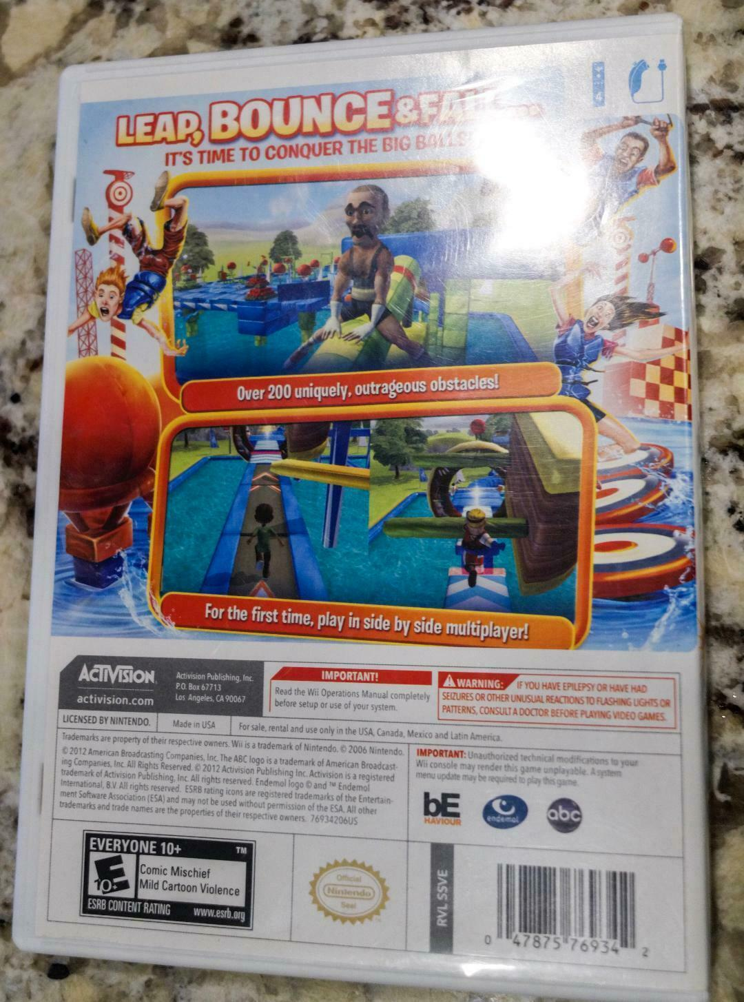Wipeout 3 (Nintendo Wii, 2012) - Complete - Tested image 5