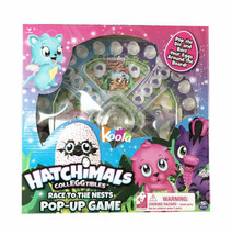 Price reduced-Hatchimals Colleggtibles Pop-up Game - Race to the Nest - New - $12.50
