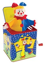 Schylling Jack-In-The-Box Toy  - $44.11